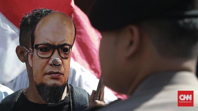 Tim Gabungan Kasus Novel Baswedan Susun Laporan untuk Kapolri