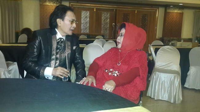 Rencana Mus Mulyadi ke Malang Bareng Waldjinah Pupus