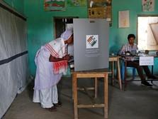 Terbesar di Dunia, Seperti Ini Suasana Pemilu India