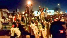 VIDEO: Demonstran Sudan Tuntut Presiden Turun
