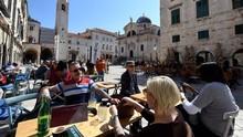 Dilema 'Kaki Lima' dan Pejalan Kaki di Dubrovnik