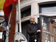 AS Ingin 'Bawa Pulang' Bos WikiLeaks Julian Assange