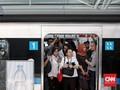 Hari Kedua Lebaran, Penumpang MRT Tembus 83 Ribu Orang