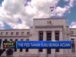 The Fed Tahan Suku Bunga Acuan di 2019