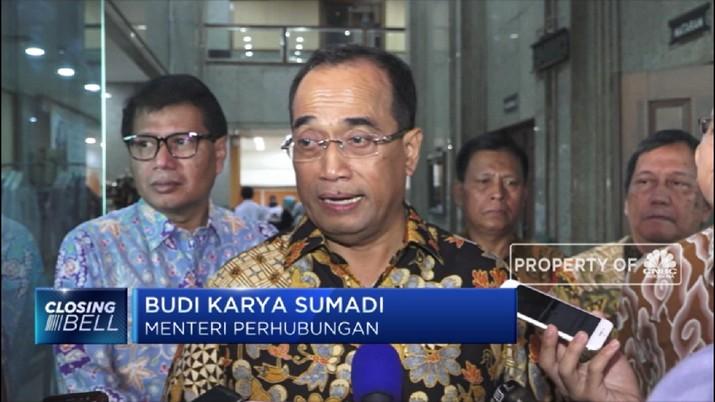 Menteri Perhubungan Budi Karya Sumadi mengaku mendapatkan instruksi dari Presiden Jokowi untuk fokus menangkal kemacetan menjelang arus mudik 2019.