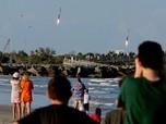 Target SpaceX: New York ke Shanghai Cuma 40 Menit