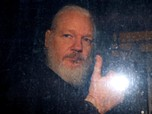 Begini Riuhnya Penangkapan Pendiri WikiLeaks Julian Assange