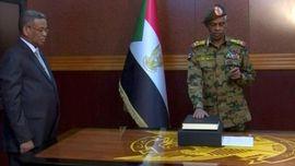 Menhan Sudan Dilantik Jadi Kepala Negara Usai Kudeta