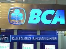 Selangkah lagi, BBCA Akan Akuisisi Bank Lain