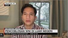 VIDEO: Mencoblos di AS, Hanif: Informasi tentang Caleg Minim