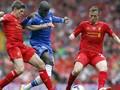 Liverpool vs Chelsea, Ba Ungkit Insiden Gerrard Terpeleset