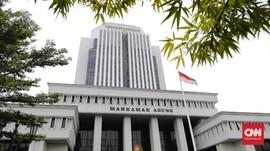 MA Hukum 2 Tahun Bui Penyebar Hoaks 7 Kontainer Surat Suara