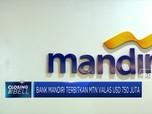 Bank Mandiri Terbitkan MTN Valas USD 750 Juta