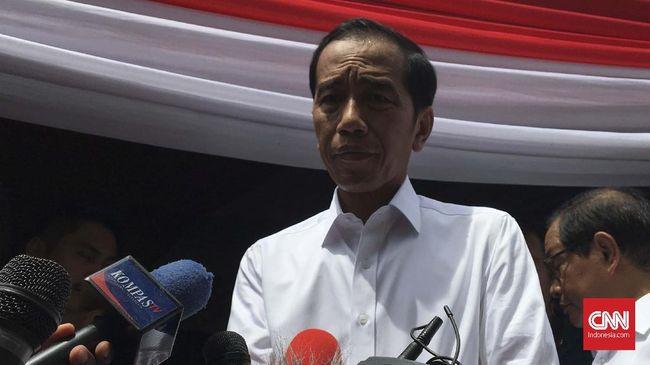 Kampanye di Sentul, Jokowi Target Selesaikan Tol Bocimi 2020