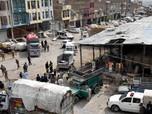 Bom di Pasar Sayur Pakistan Tewaskan Sedikitnya 20 Orang