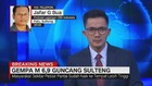 VIDEO: Sulteng Diguncang Gempa Bermagnitudo 6,9