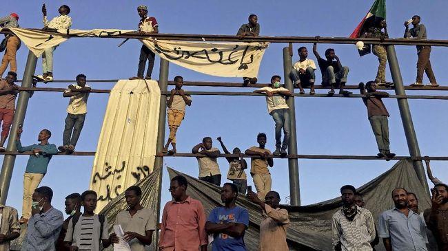 Milisi Sudan Dilaporkan Perkosa Demonstran Perempuan