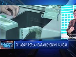 Begini Manuver RI Hadapi Perlambatan Ekonomi Global