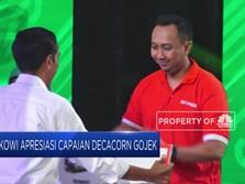 Jokowi Apresiasi Decacorn Go-jek