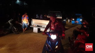 Gempa Sulteng, 500 Warga Taliabu di Maluku Utara Mengungsi