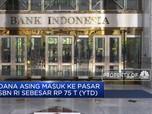 Jelang Pemilu, Dana Asing Banjiri Indonesia