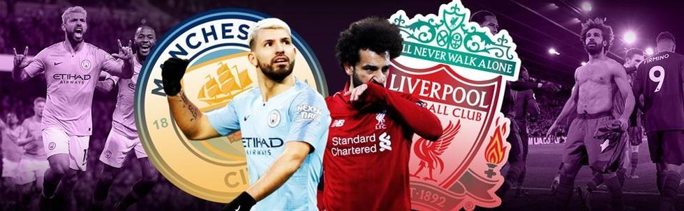 Persaingan Sengit Man City dan Liverpool