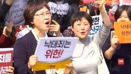 VIDEO: Setelah 66 Tahun, Korsel Legalkan Aborsi