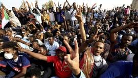 Unjuk Rasa Anti Junta Militer Sudan Ricuh, 4 Orang Tewas