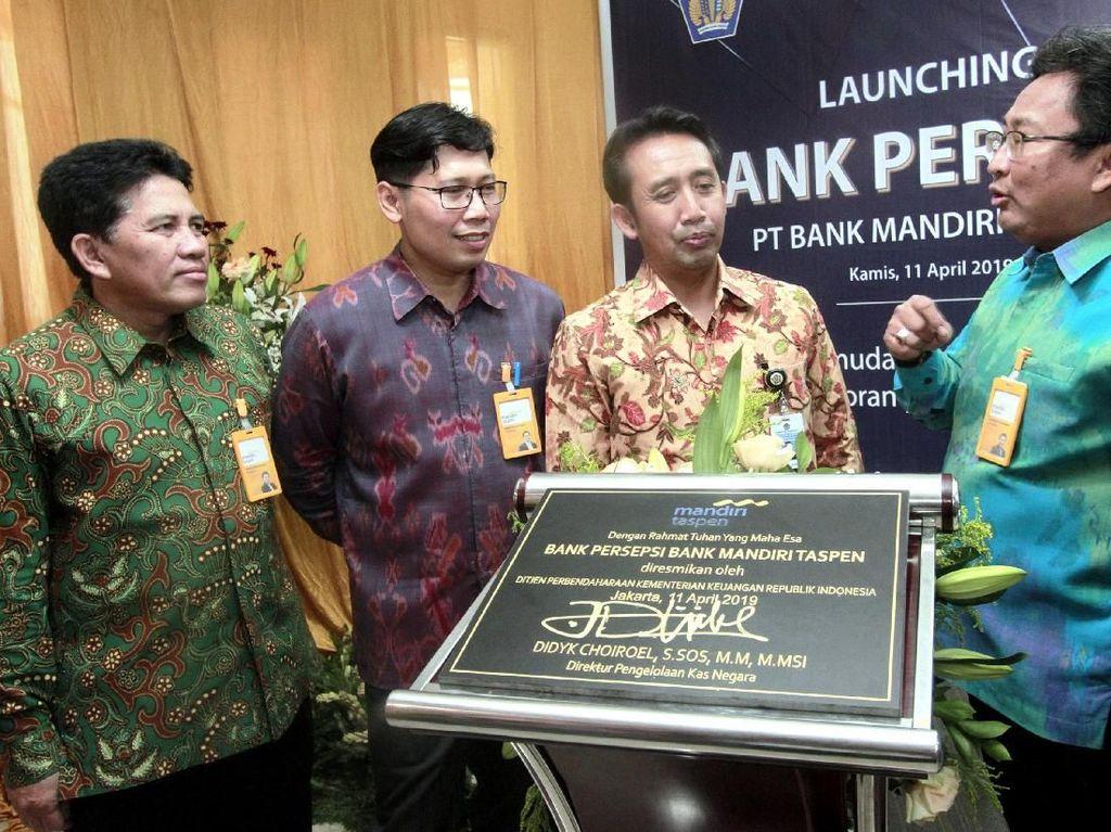Penunjukan Bank Persepsi tersebut adalah bentuk kepercayaan Kemenkeu RI terhadap Bank Mantap menjadi pihak aktif dalam kebijakan strategis untuk mendongkrak penerimaan pajak negara. Istimewa.