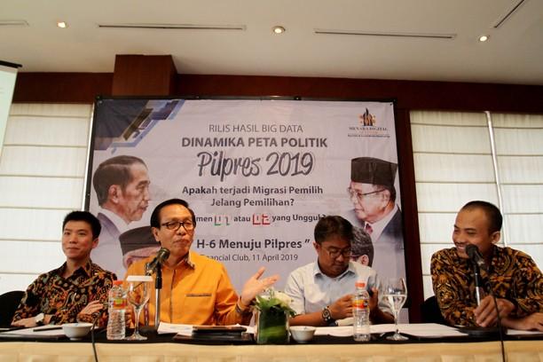 Dinamika Peta Politik Pilpres 2019