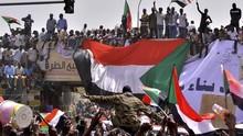 Rakyat Sudan Siap Demo Besar Lagi Tuntut Pemerintahan Sipil