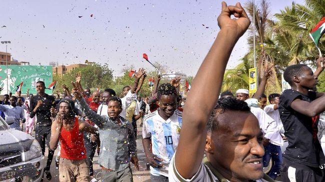 Aktivis Sudan Ajak Rakyat Membangkang dari Junta Militer