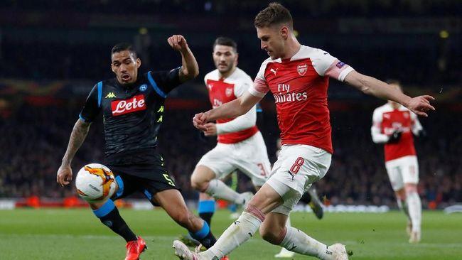 Hati-hati Terjungkal, Arsenal