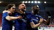 Chelsea vs Burnley, Misi The Blues Raup Tiga Angka