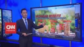VIDEO: Kontribusi Pelaku Bisnis Ekonomi Kreatif di Indonesia