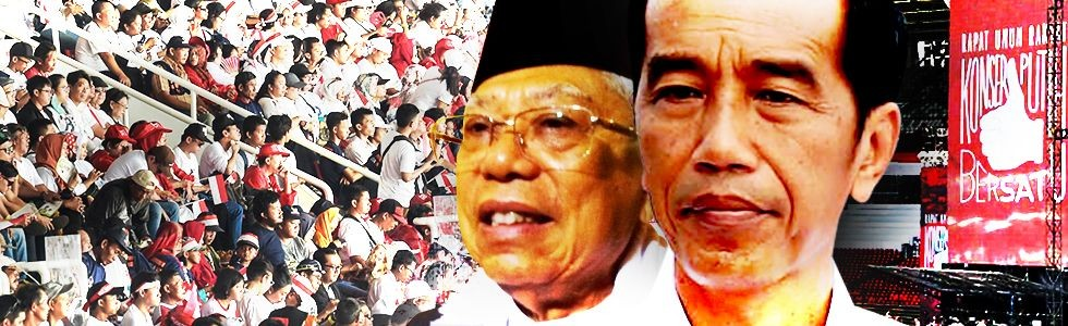 Kampanye Akbar Jokowi-Ma'ruf