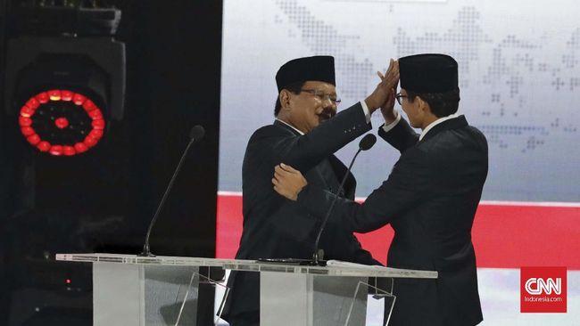 Isi Masa Tenang, Prabowo Olahraga, Sandi Umrah