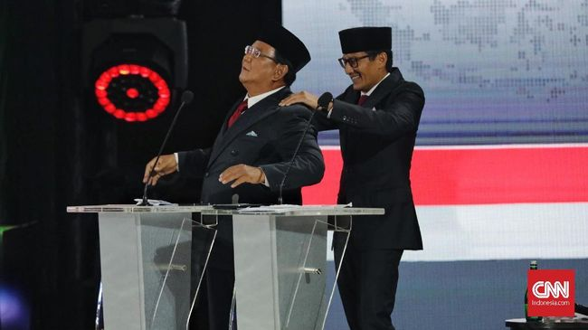 Nasib Ekonomi Jika Prabowo-Sandiaga Uno Terpilih Pilpres