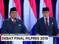 VIDEO: Prabowo Nilai Indonesia Alami 'Deindustrialisasi'