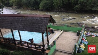 Wisata 'Kekinian' di Sukabumi