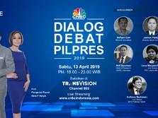 Live Now! Jokowi Vs Prabowo Debat Ekonomi Hingga Perdagangan