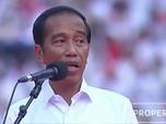 Jokowi Sebut Neraca Dagang RI Membaik, Simak Faktanya
