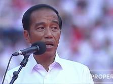 Jokowi: RI Tidak akan Bubar, Kita di Jalan yang Benar