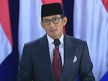 Sandi: Sudah Saatnya RI Punya Bank Syariah Terbesar di ASEAN