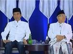 Jokowi ke Prabowo: Ekonomi Makro Beda dengan Mikro