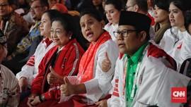 Hadiri Debat Capres, Mega Irit Bicara, AHY Bicara Program SBY