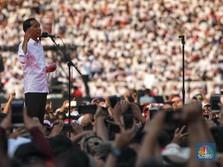 Ini Curhatan Lengkap Jokowi: Anak Kolong, Tak Disukai Elite