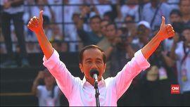 VIDEO: Jokowi Yakinkan Indonesia Tidak Akan Bubar