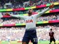 Pesta Gol, Tottenham Geser Chelsea dari Peringkat Ketiga