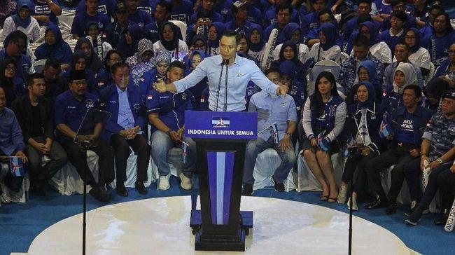 AHY Sebut Puyouno Fitnah Soal Demokrat Keluar Koalisi